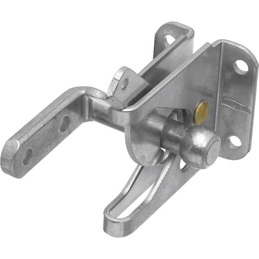 National Zinc Automatic Gate Latch