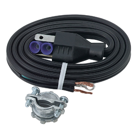Waste King 32 In. 16/3 Garbage Disposer Power Cord Kit