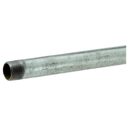 Southland 1 In. x 36 In. Carbon Steel Threaded Galvanized Pipe