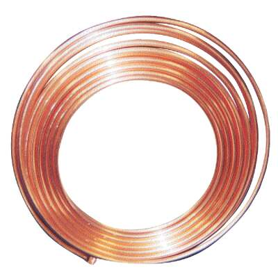 Mueller Streamline 3/8 In. ID x 60 Ft. Type K Copper Tubing