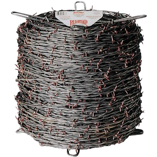 Keystone Red Brand 1320 Ft. x 12.5 Ga. 2 Pt. Barbed Wire