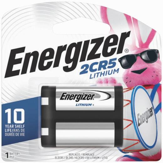Energizer 2CR5 Lithium Battery