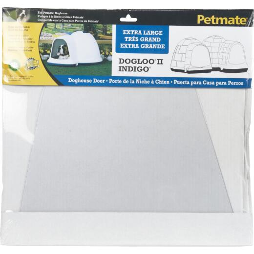Petmate Indigo 17.5 In. x 17 In. XL Dog House Door