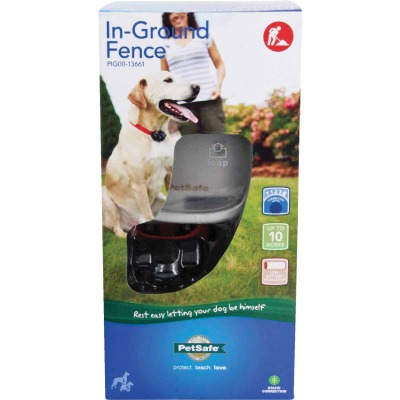 Petsafe In-Ground Up to 10-Acre Pet Containment System Radio Fence